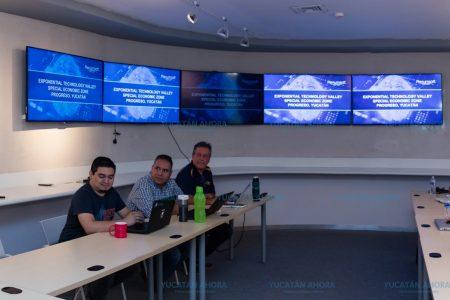 De la capital del software vienen a desarrollar tecnologías a Yucatán