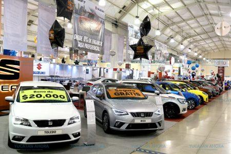 Crece la compra de automóviles en Yucatán más que en otros estados