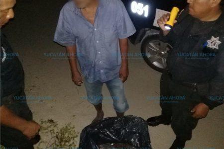 Primer encarcelado por tirar basura en calles de Progreso