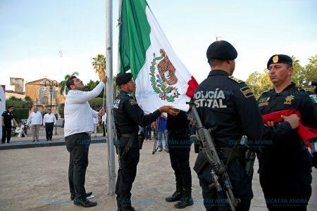 Recuerdan en Yucatán a fallecidos en los terremotos de 1985 y 2017