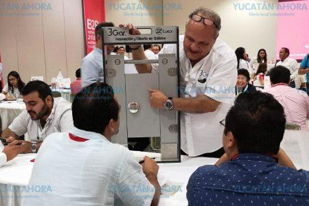 Empresarios yucatecos agendan mil citas con grandes cadenas comerciales