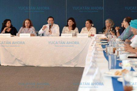 Anuncia Mauricio Vila creación de la Secretaría de las Mujeres