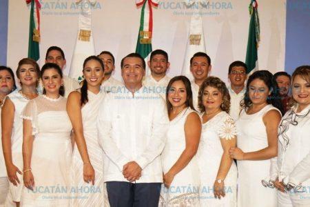 Voto de confianza empresarial a la experiencia de Renán Barrera en Mérida
