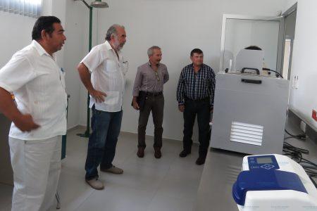 Múltiples beneficios del laboratorio para detectar cualquier contaminación en productos agrícolas