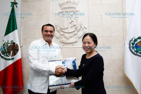 'Cocinan' participación de Mérida en feria gastronómica de China