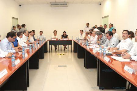 Con el tema de obra pública arrancan las mesas de trabajo del equipo de transición