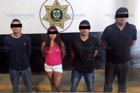 Rápido arresto de SSP a sujetos que dieron muerte a restaurantero de Chicxulub