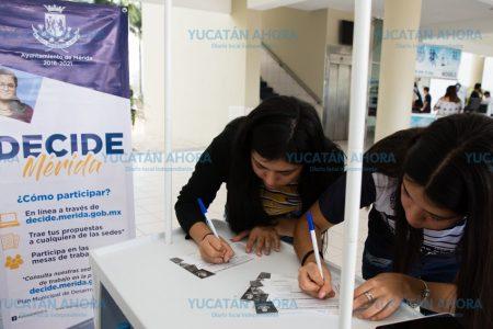 Quienes viven los problemas sociales de Mérida plantearán las posibles soluciones