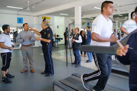 Armará la Policía de Mérida su grupo con técnicas de SWAT