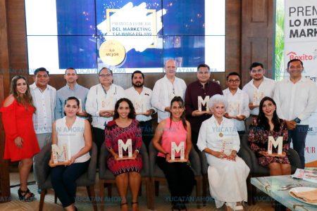 Su pasión y entrega los convierte en los  mejores mercadólogos de Yucatán
