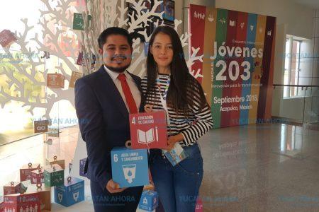 Seleccionan proyectos de estudiantes yucatecos para presentar a la ONU