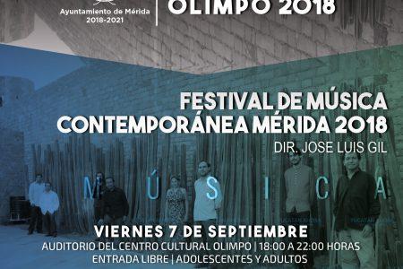 Entrada libre a la fiesta de la música contemporánea en Mérida