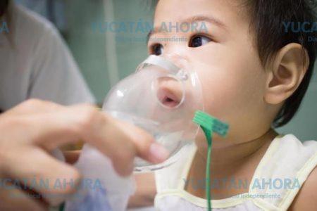 Alertan sobre virus respiratorio que va ganando terreno entre bebés