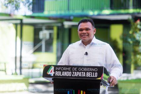 De nuevo Rolando Zapata informará vía redes sociales
