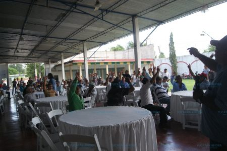 Hasta en las elecciones ejidales soplan vientos de cambio en el sur de Yucatán