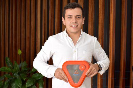 Con un purificador de agua de mar, joven yucateco gana concurso internacional