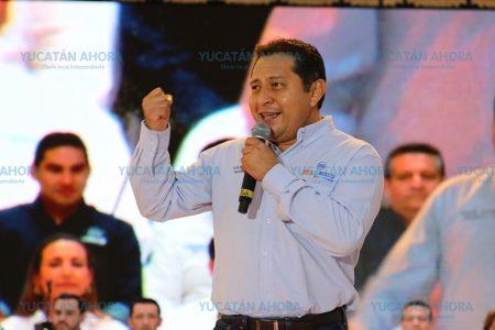 Renuncia Edgar Ramírez a la presidencia del PAN en Yucatán