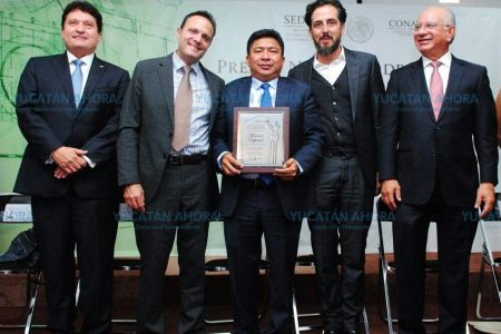 Premian a nivel nacional programas yucatecos de vivienda