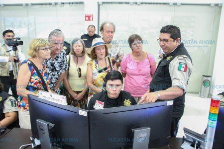 Canadienses y estadounidenses, tan seguros en Yucatán como en sus países