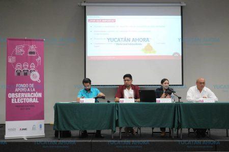 Yucatán, con vasta participación en la observación electoral
