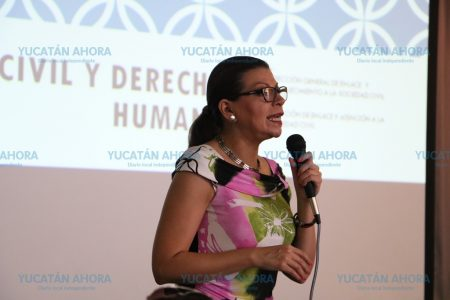CNDH busca apoyo en asociaciones civiles para la defensa de los derechos humanos