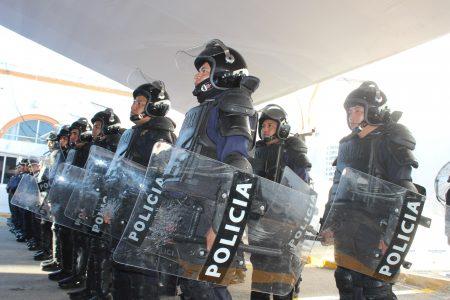 Empieza la contratación de ex uniformados en la Policía de Mérida