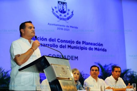 No quieren que la planeación de Mérida se reinvente cada 3 años