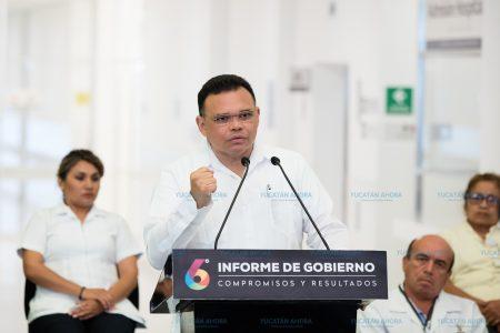 Con la entrega de una serie de obras cerrará Rolando Zapata su gobierno