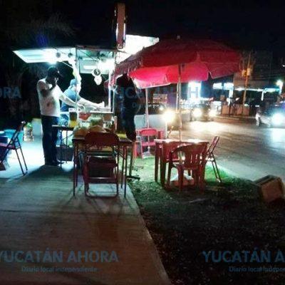 Temen otro mortal atropellamiento en Las Américas por un puesto de tacos