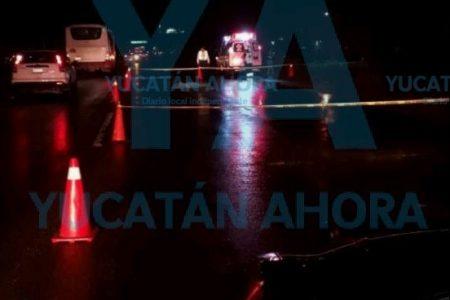 Auto fantasma atropella a un abuelo de 75 años en el Periférico sur