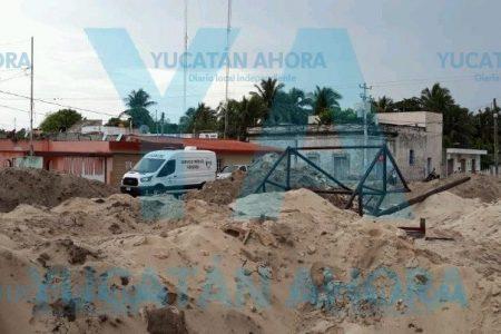 Encuentran antigua osamenta durante excavaciones en El Cuyo
