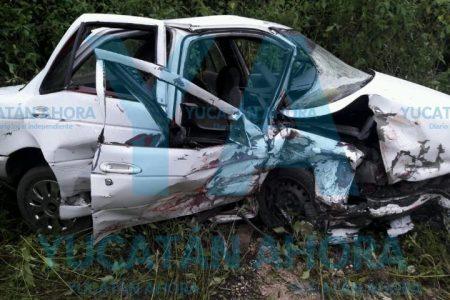Trágico encontronazo en la carretera Peto-Valladolid: un muerto y dos heridos