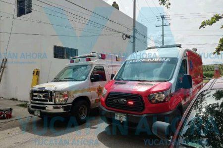 Se electrocuta en el techo de un Comex en el norte de Mérida: muere en un hospital