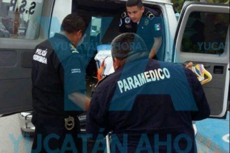 Joven albañil gravemente herido tras sufrir poderosa descarga eléctrica