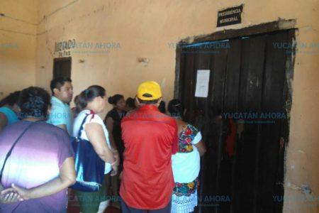 Se reúnen antorchistas con nuevo ayuntamiento de Chemax