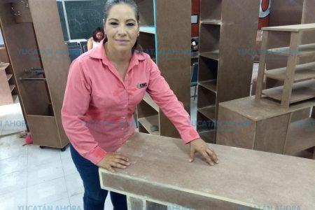 ¿Eres mujer y te gusta la carpintería? Esto te interesa