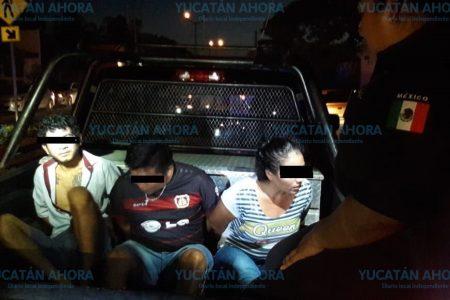 Viven en Kanasín, pero roban al estilo 'Bonnie' y 'Clyde' en Mérida