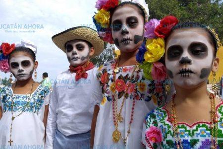 Se asoman las ánimas en Mérida: ya están ansiosas por llegar