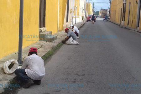 Alcalde yucateco les dijo a los jóvenes que con él tendrían empleo… y los puso a recoger basura