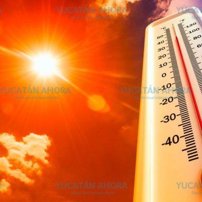 Muere un yucateco por golpe de calor