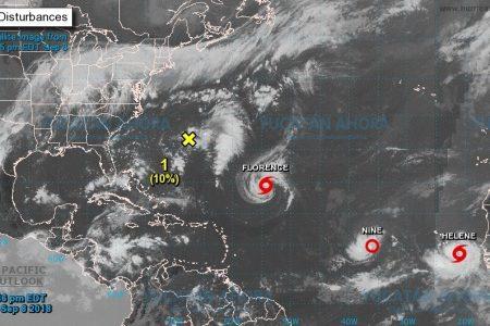 Península de Yucatán, expuesta al impacto al menos de un huracán