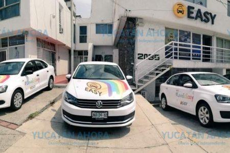 Plataforma de movilidad Easy comienza operaciones en Mérida