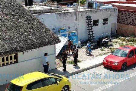 Asesinan a balazos a un restaurantero de Chicxulub Puerto