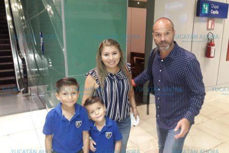 Con gusto me quedaría a vivir en Mérida: Luis García