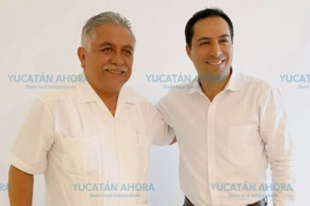 Mauricio Vila le apuesta al trabajo coordinado, austero y con planeación