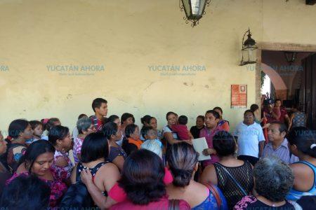 Antorchistas plantean peticiones al nuevo alcalde de Valladolid