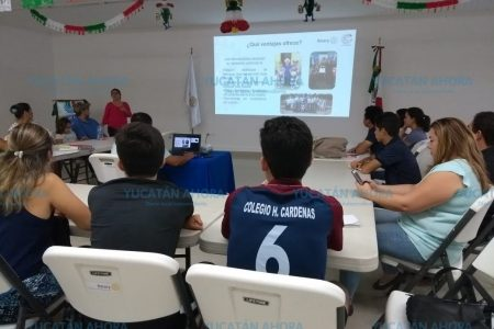 Abren oportunidad para que jóvenes yucatecos conozcan la cultura de otro país