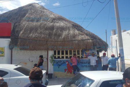 Presentan ante un juez a los asesinos del restaurantero en Chicxulub Puerto