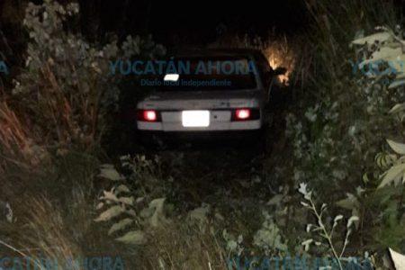 Vino de Quintana Roo para ir a la fiesta de su pueblo, y le robaron su auto