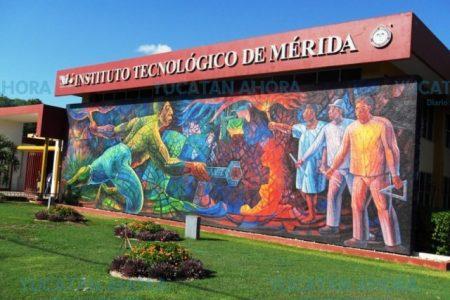 Se quedan sin clases seis mil estudiantes del Tecnológico de Mérida
